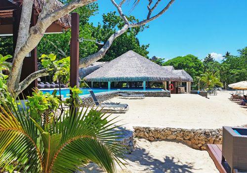 Beach Resort in New Caledonia