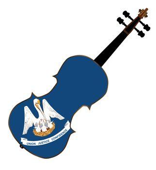 Louisiana State Fiddle