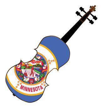 Minnesota State Fiddle