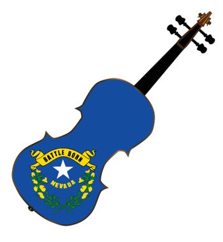 Nevada State Fiddle