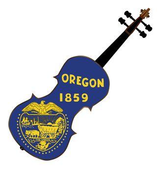 Oregon State Fiddle