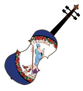 Virginia State Fiddle