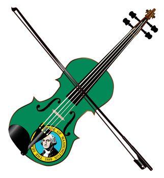 Washington State Fiddle