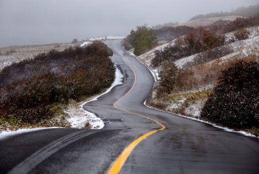 Road Cypress Hills