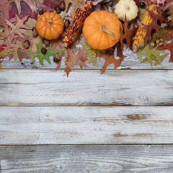 Fall Seasonal Decorations