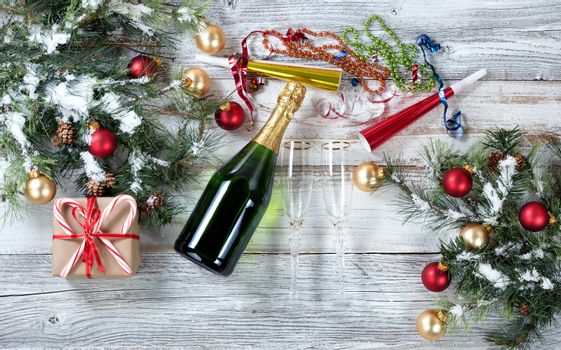 Celebrate for the yearend holidays