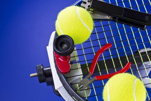 Tennis Maintenance