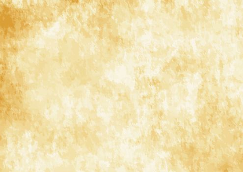 Old Beige Colored Cracked Effect Wall Texture - Abstract Background Illustration, Vector Graphic