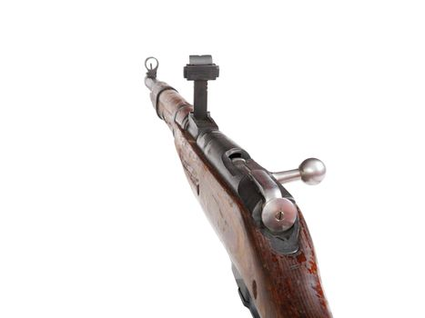 Mosin carbine first-person view