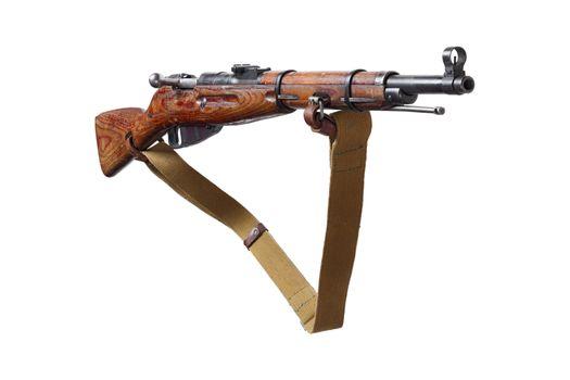 Mosin carbine