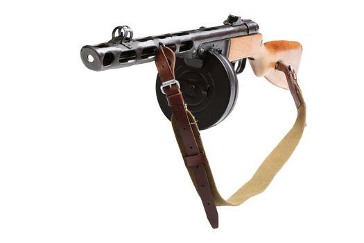Shpagin submachine gun