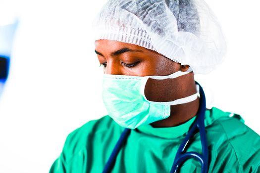 Headshot of a surgeon