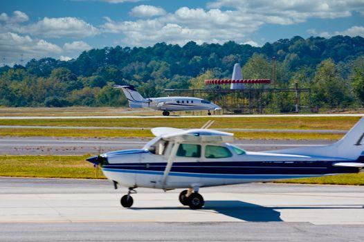 Jet Past Props