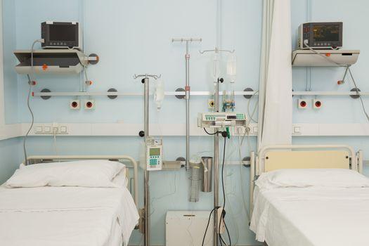 Sterile bedroom
