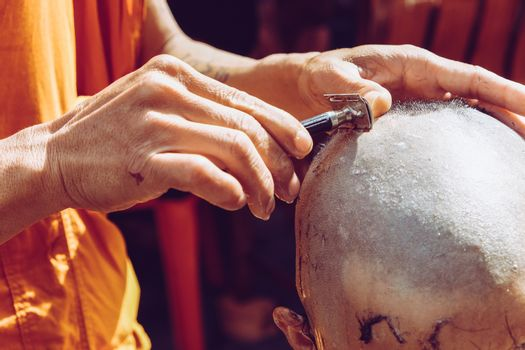 Buddhist Ordination
