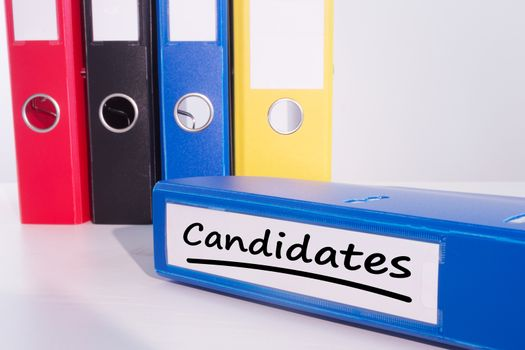 Composite image of word candidates underlined