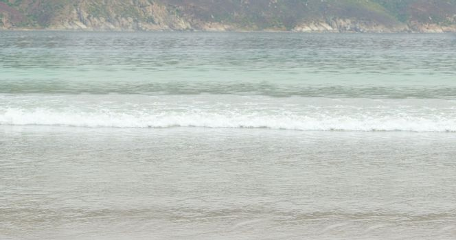 View of waves