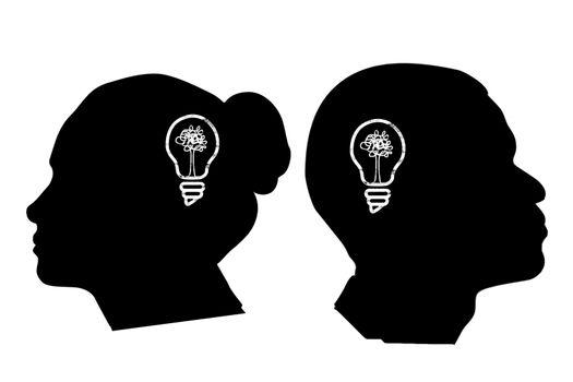Composite of brain