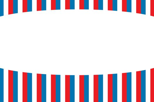 Digitally generated stripes