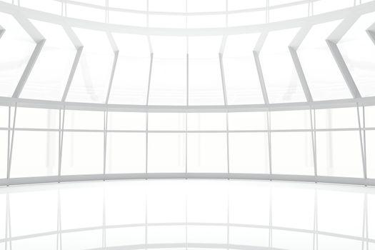 Huge window