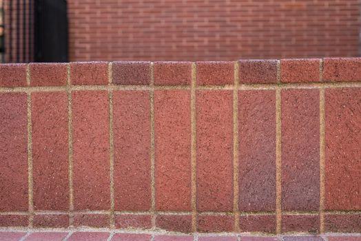 Modern striped brick