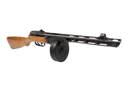 Soviet submachine gun