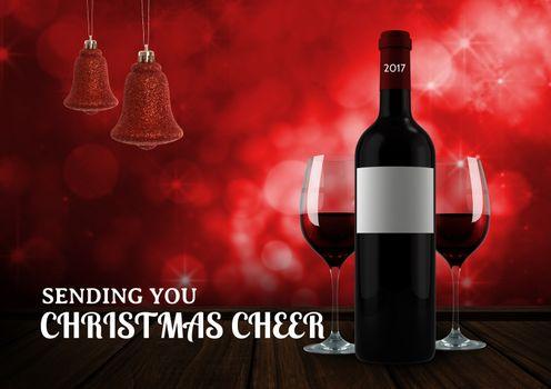 Sending you christmas cheer
