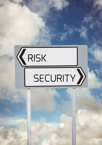Signs risk and security