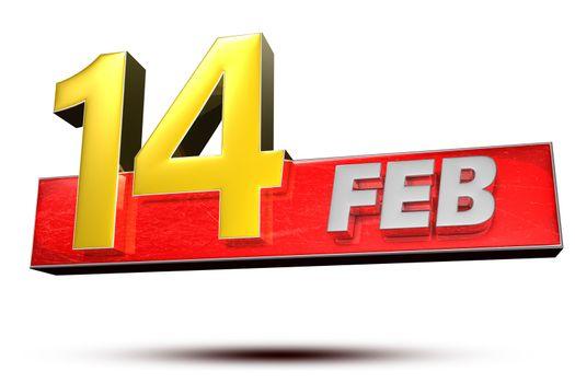 February 14.