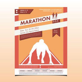 Marathon pamphlet