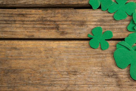 St. Patricks Day shamrocks