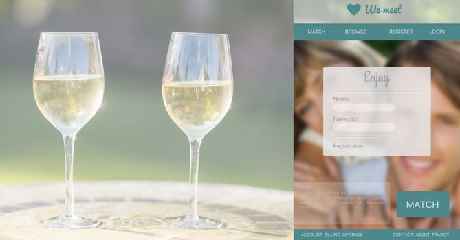 Dating App Interface