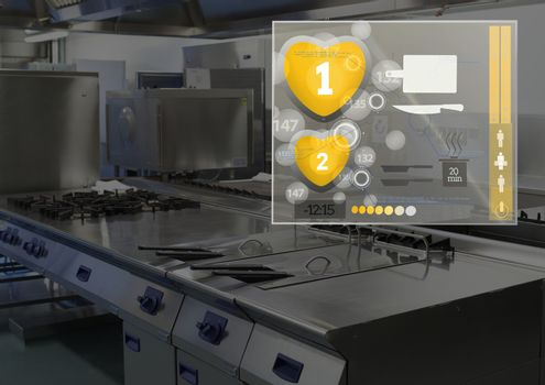 Cooking App Interface