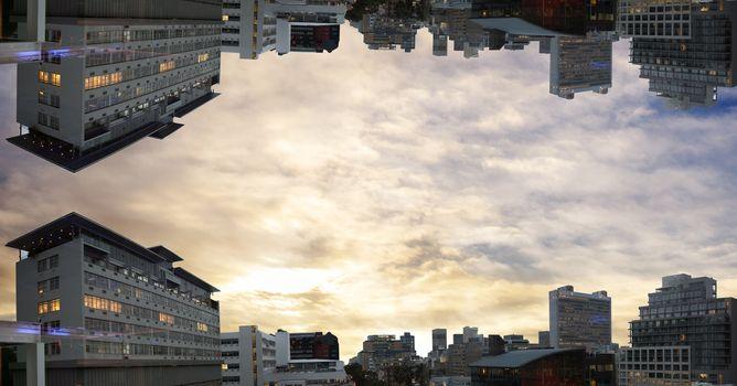 upside down city 3