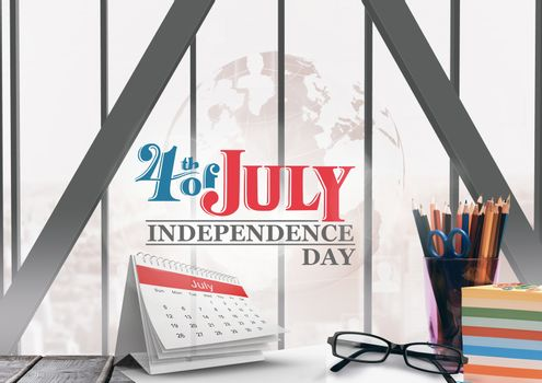 Poster of independence day