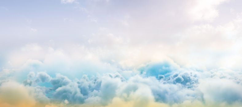 Idyllic view of cloudscape against sky