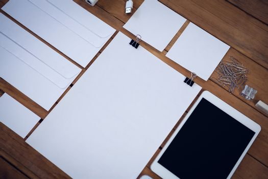 Envelopes with technologies and office supply