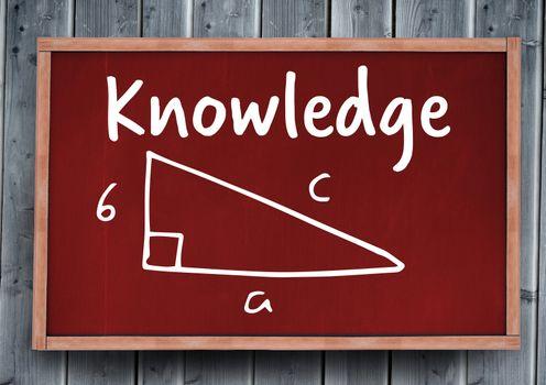 knowledge  on blackboard