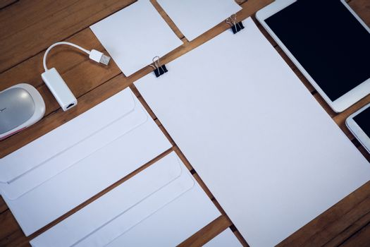 Envelopes with office supply and technologies