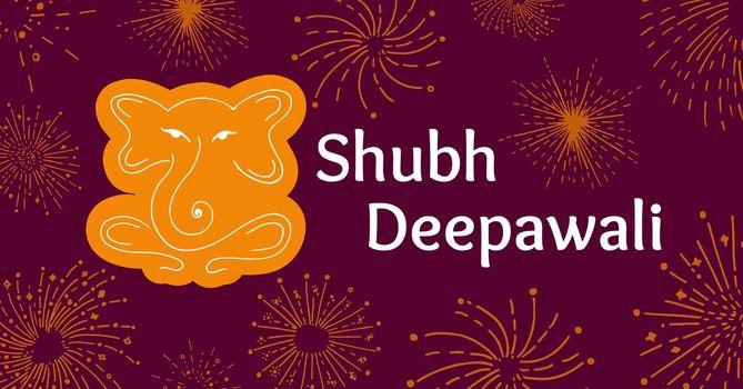 Ganesha Diwali, wide