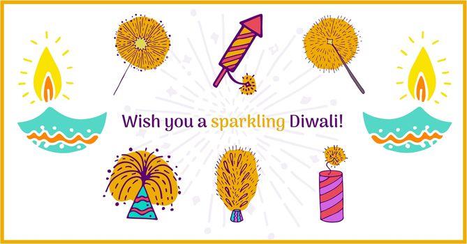 Sparkling Diwali, wide