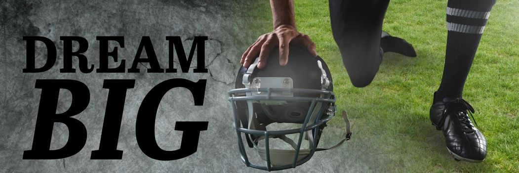 american football motivation quote