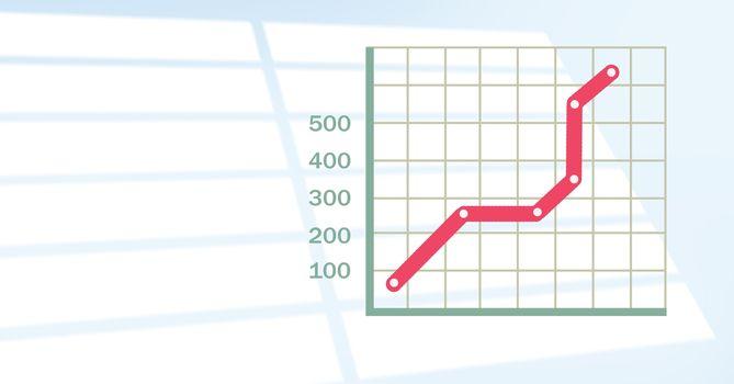 grid chart statistics