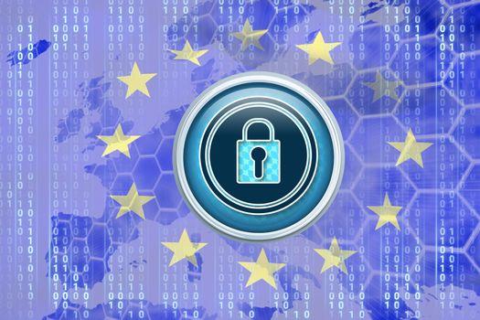 European Union locked