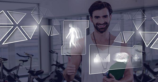 health interface