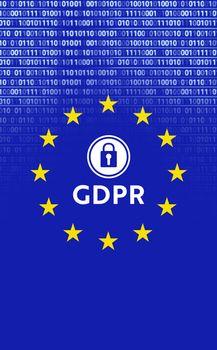 European locked GDPR