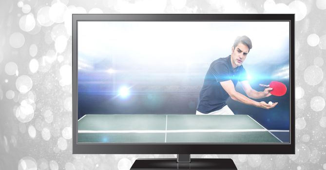 table tennis on television