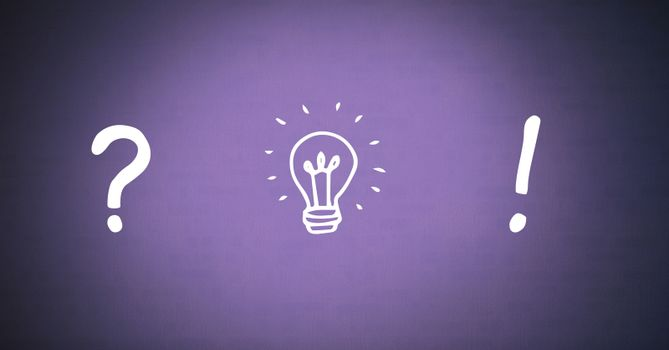 Idea thought icons
