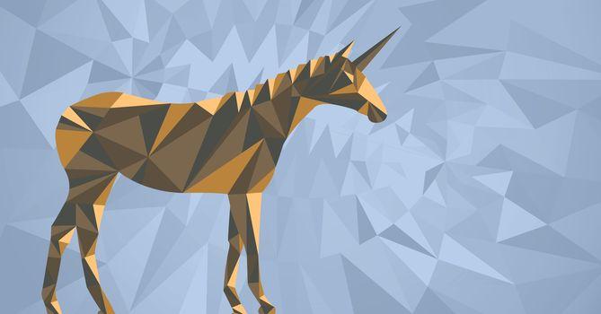 Minimal unicorn and shapes