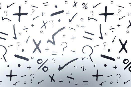 Maths doodle